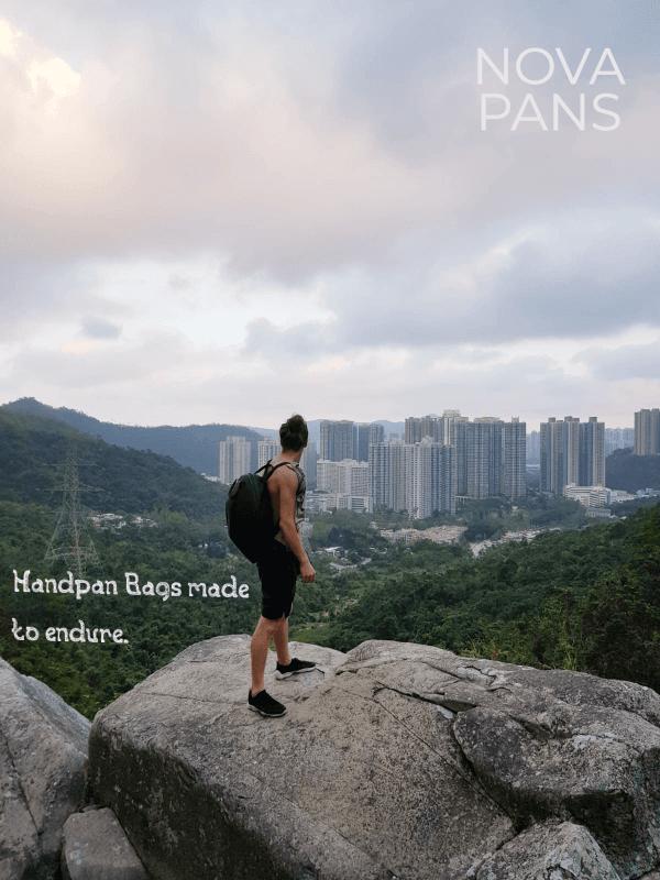 Handpan Soft Case by NovaPans Handpans