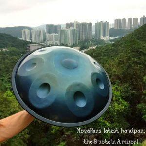 handpans-9-note-A-phrygian-novapans