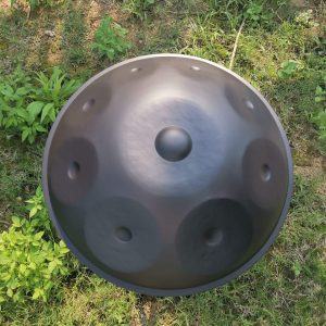 Gen 1, 9 Note Handpan in Black
