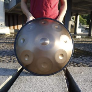 Handpan 9 Note in D Celtic Minor Generation 4